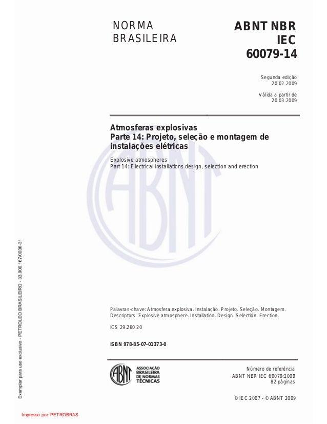 IEC 60079 PART 14 EPUB