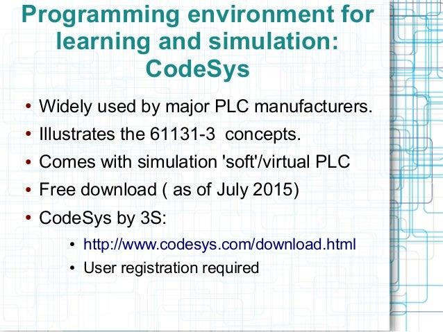 IEC 61131-3 PLC Programming Languages: Beyond Ladder Logic