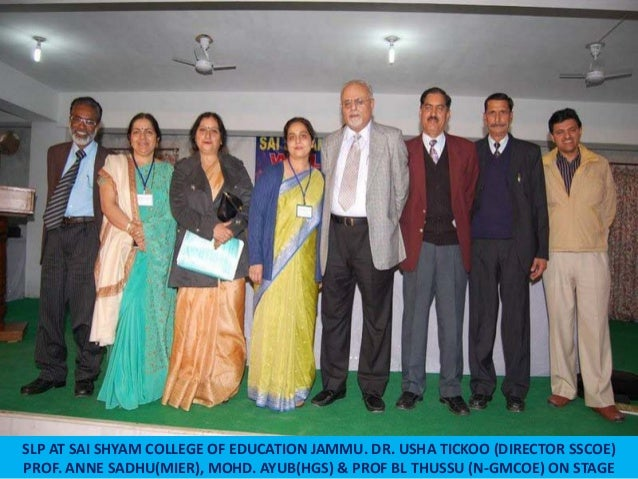 IECS: School Leadership Program- Resource Persons (2009- 2013)