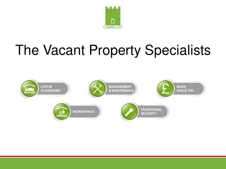The Vacant Property Specialists