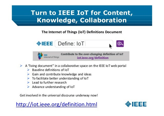 Ieee internet of things iot initiative in ukraine iotconfua for Ieee definition