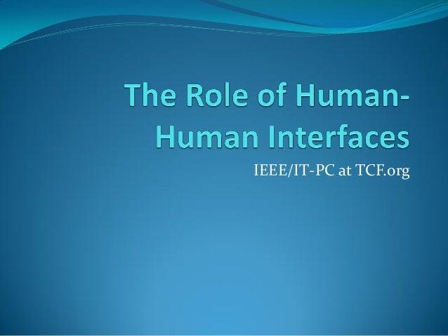 IEEE/IT-PC at TCF.org