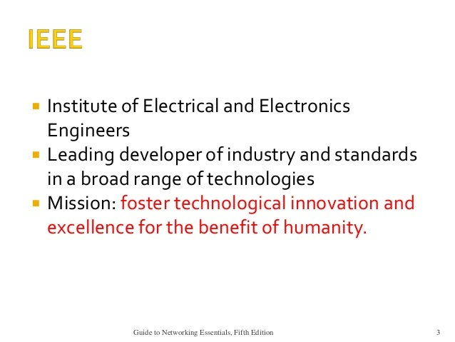 Ieee 802 standards for Ieee definition