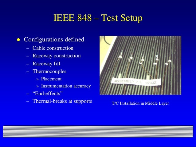 Ieee 848 standard procedure for the determination of tthe for Ieee definition