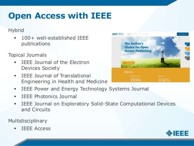28 open access with ieee