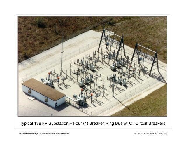 Ieee Substation Design