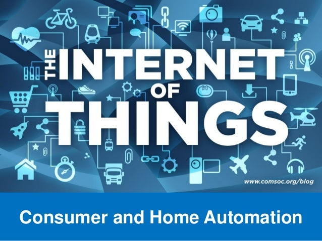 Internet of Things Innovations & Megatrends Update 12/14/16