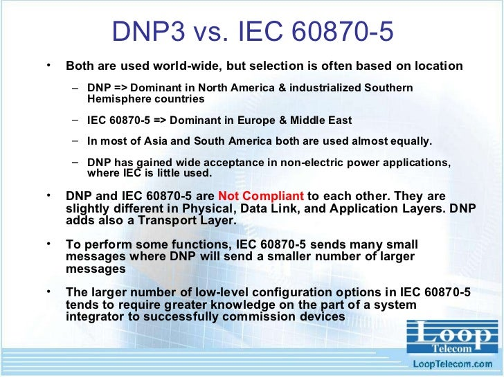 Advanced Network Solutions for Electric Power Application
