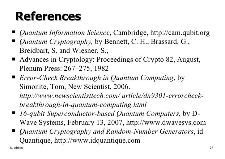 Privacy amplification quantum cryptography journals