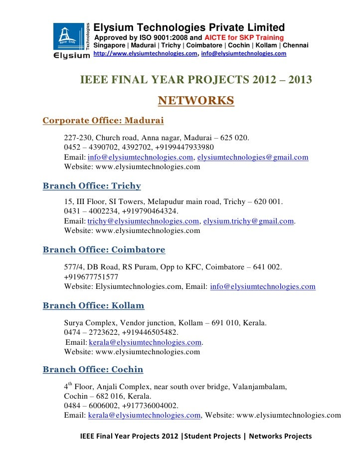 ieee research papers computer networks Conference call for papers ———————– call for paper ieee computer-aided modeling analysis and design of communication links and networks.