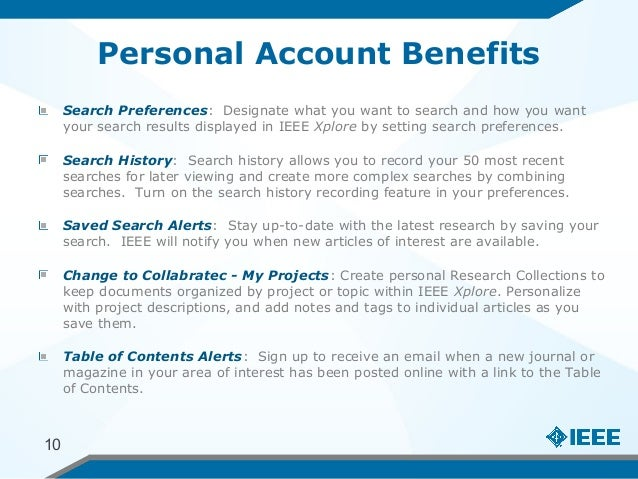 Personal Account Benefits Search Preferences: Designate what you want to search and how you want your search results displ...