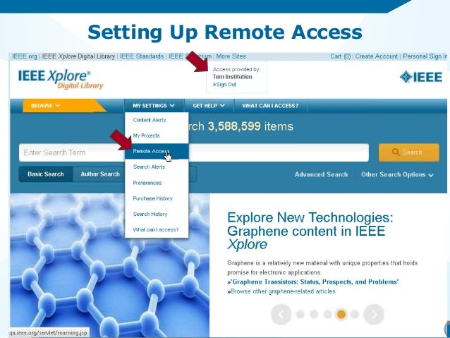 Setting Up Remote Access