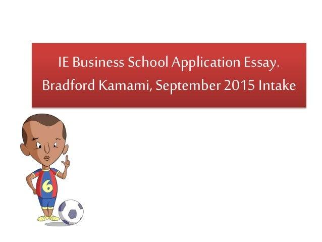 Vet school application essays for mba