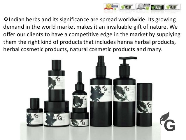 Business plan for cosmetic products