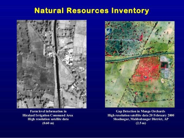 Builtup land Vacant land Waterbody A H M E D A B A D C I T Y ON SCREEN VISUAL INTERPRETATION