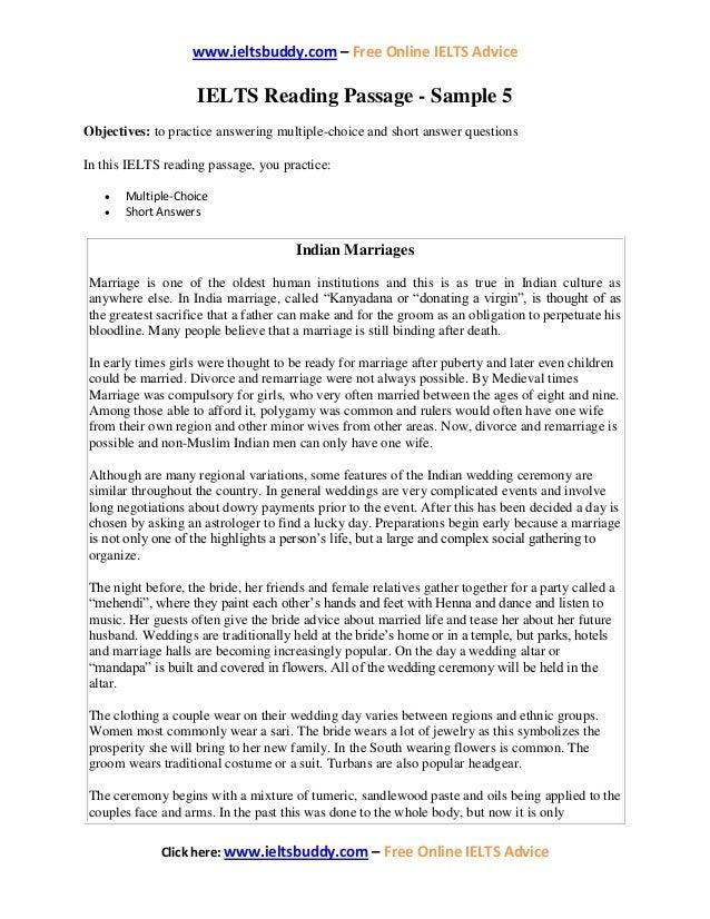 IELTS Reading Practice Tests - IELTS-up