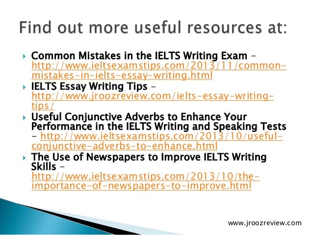 common essays ielts Below are sample ielts essay questions and topics reported by ielts students in writing task 2 the 100 essay questions have been reworded and are organised under common topics which.