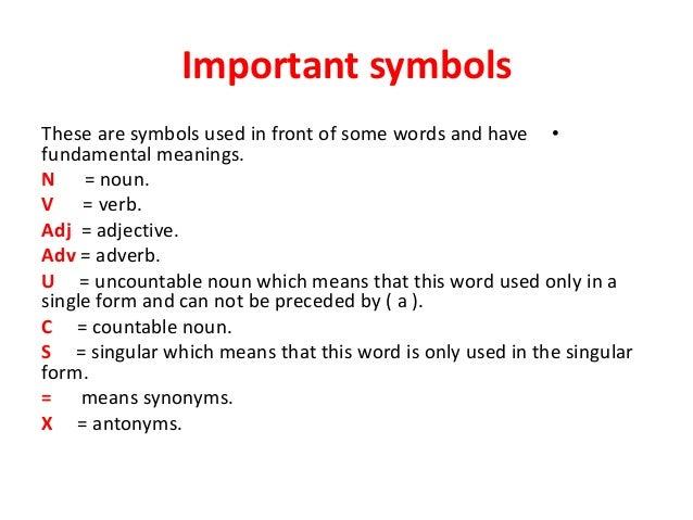 Ielts general vocabulary