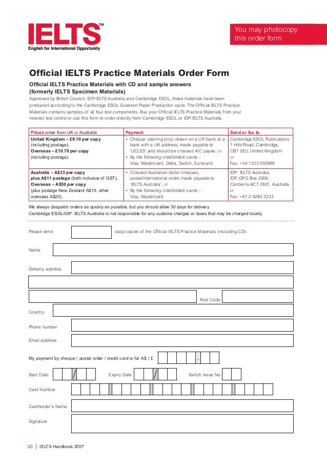 ielts british council eor form Online results service – candidates taking ielts in the british council centres can view online test result viewing the ielts application form for the issue.