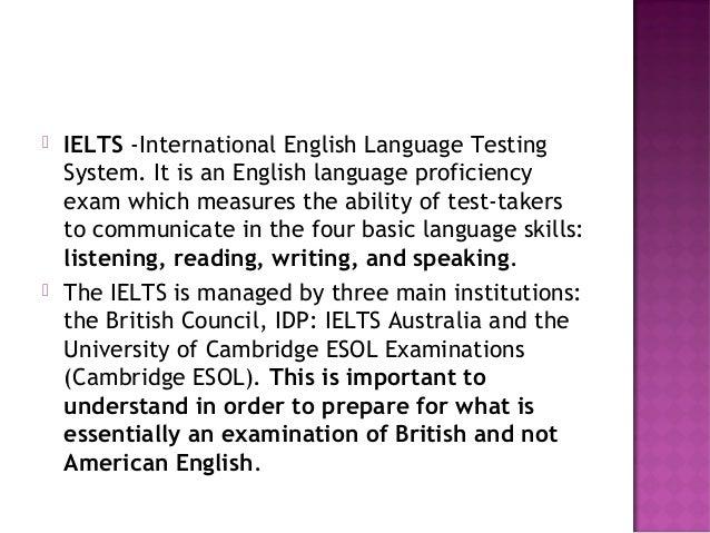 British council ielts academic module preparation writing a cover