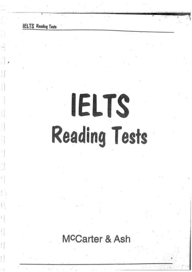 Ielts Reading Tests Mccarter Ash Pdf