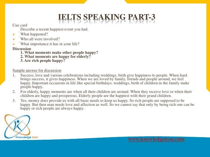 part 2 spekaing topics ielts pdf