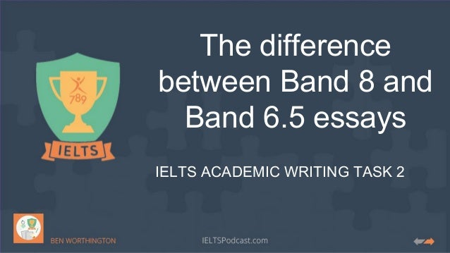 Difference between ielts general and academic writing task 2 topics