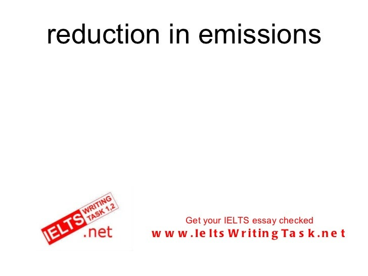 IELTS Topic Specific Vocabulary: Climate Change