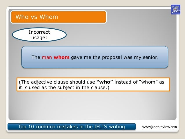 common mistakes in ielts essay writing Ielts writing task 2 academic topics for essay below are sample ielts essay questions and topics reported by ielts students in writing task the 100 essay 6 common errors when writing an introduction to ielts task 2 - ieltsforfree free download common mistakes at ielts advanced and how to avoid them.