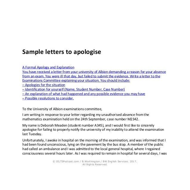 Ielts writing general task 1 sample letters and phrases sample letters spiritdancerdesigns Images