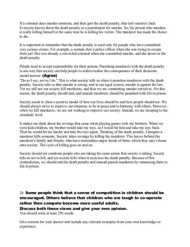 argumentative essay on incarceration
