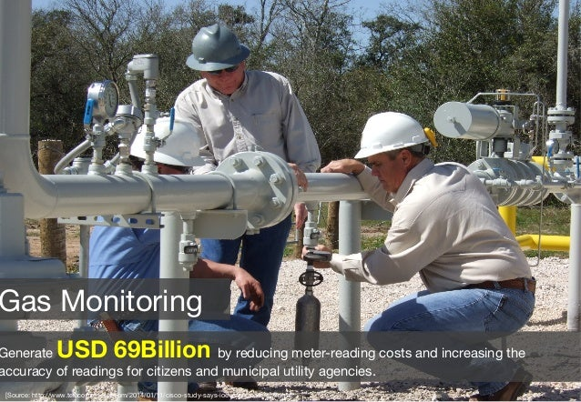 Water Management Could generate USD 39Billion by connecting the household water meter over an IP network to provide remote...