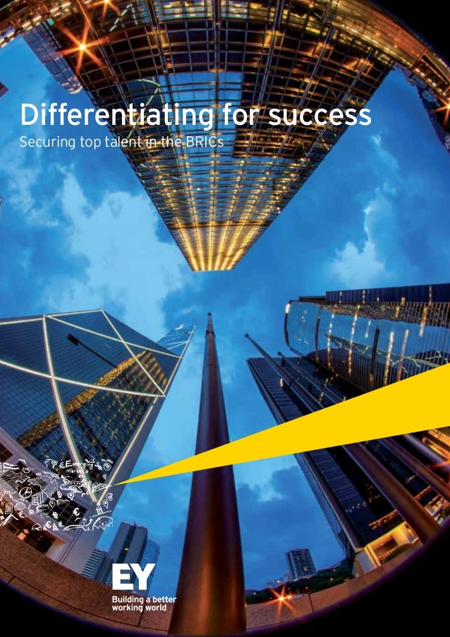 Differentiating for success Securing top talent in the BRICs