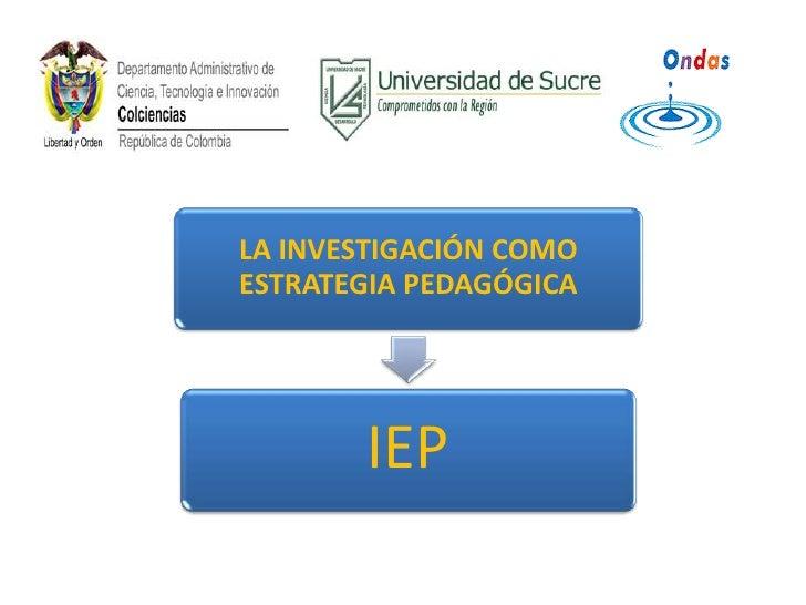 Iep presentaciòn Slide 2