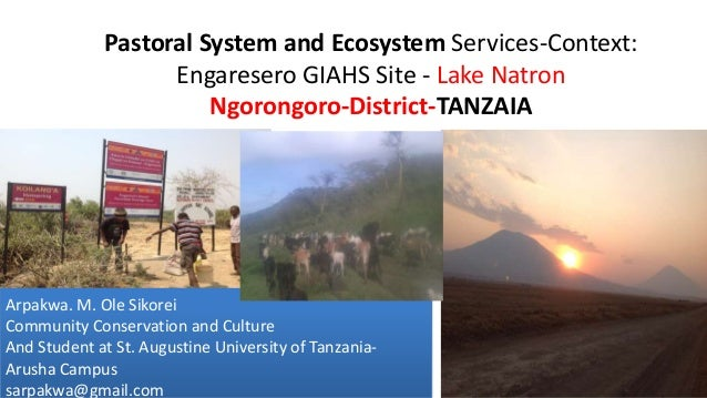 Supporting Globally Important Agricultural Heritage Systems