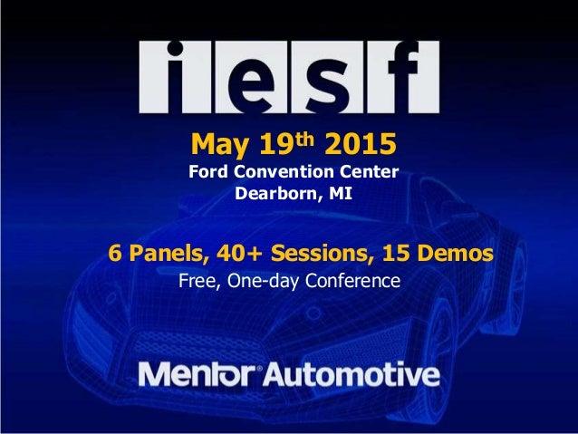 IESF Automotive Conference - Automotive convention