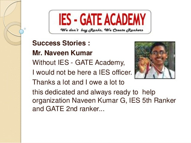 Ies Gate Coaching Classes Centers Institutes In Chennai