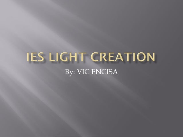 By: VIC ENCISA
