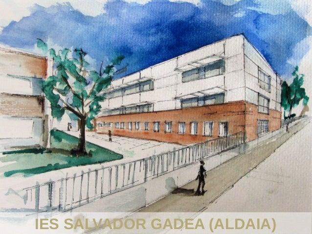 IES SALVADOR GADEA (ALDAIA)