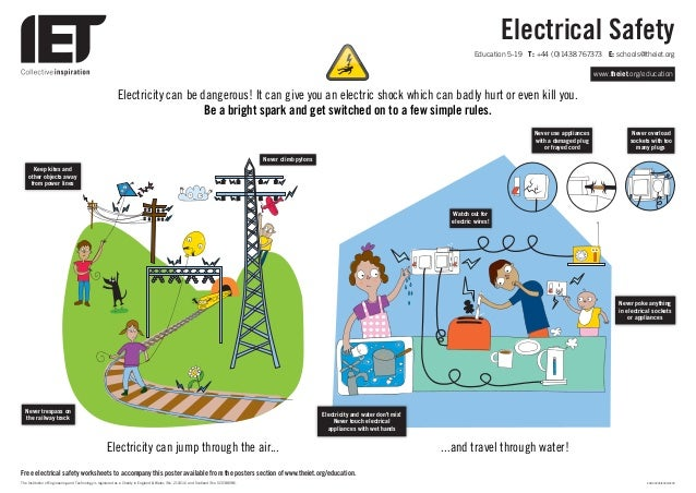 safety use and risk of electricity Follow garden safety instructions when using electrical equiptment in the garden electrical safety first provides a guide on taking care in the garden to reduce the risk of an electric shock.