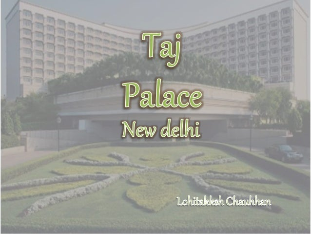 Indian hotels company limited Asia's largest and finest groups of hotels Owned by the Tata Group, founded by Jamsetji Ta...