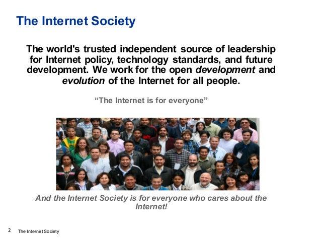 IETF Outreach Program Slide 2