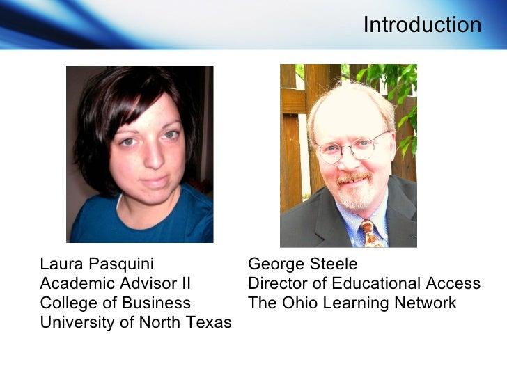 Advising Technology: The Needs Assessment & Implementation Process Slide 2