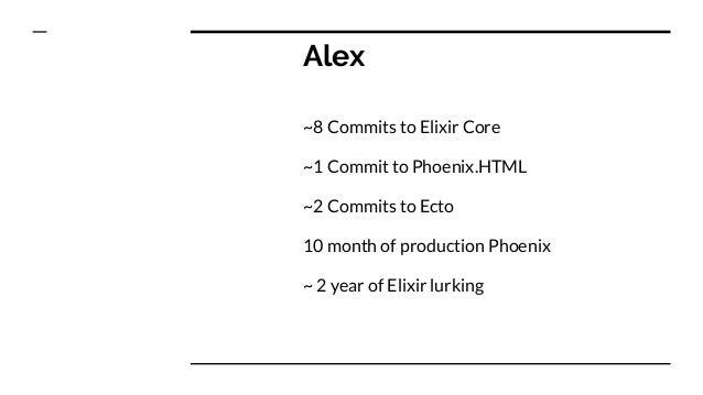 Alex Troush - IEx Cheat Sheet  Slide 2