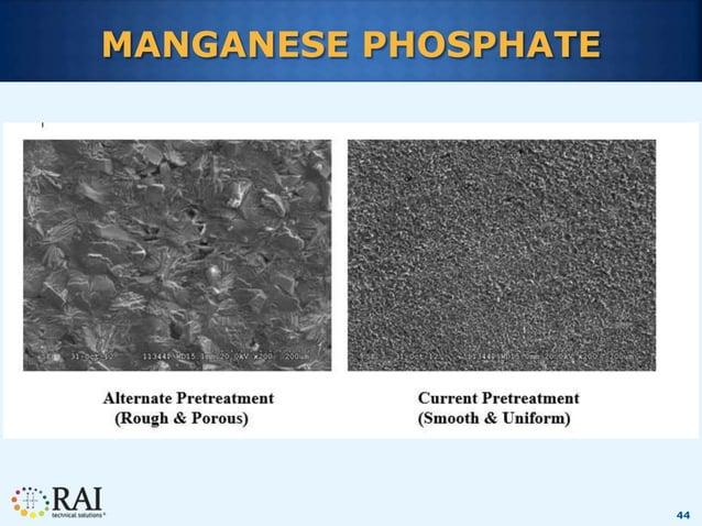 44 MANGANESE PHOSPHATE