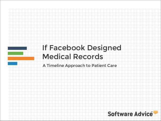 If Facebook Designed Medical Records A Timeline Approach to Patient Care