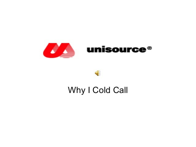 Why I Cold Call