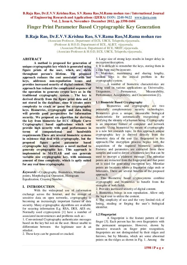B.Raja Rao, Dr.E.V.V.Krishna Rao, S.V.Rama Rao,M.Rama mohan rao / International Journal    of Engineering Research and App...