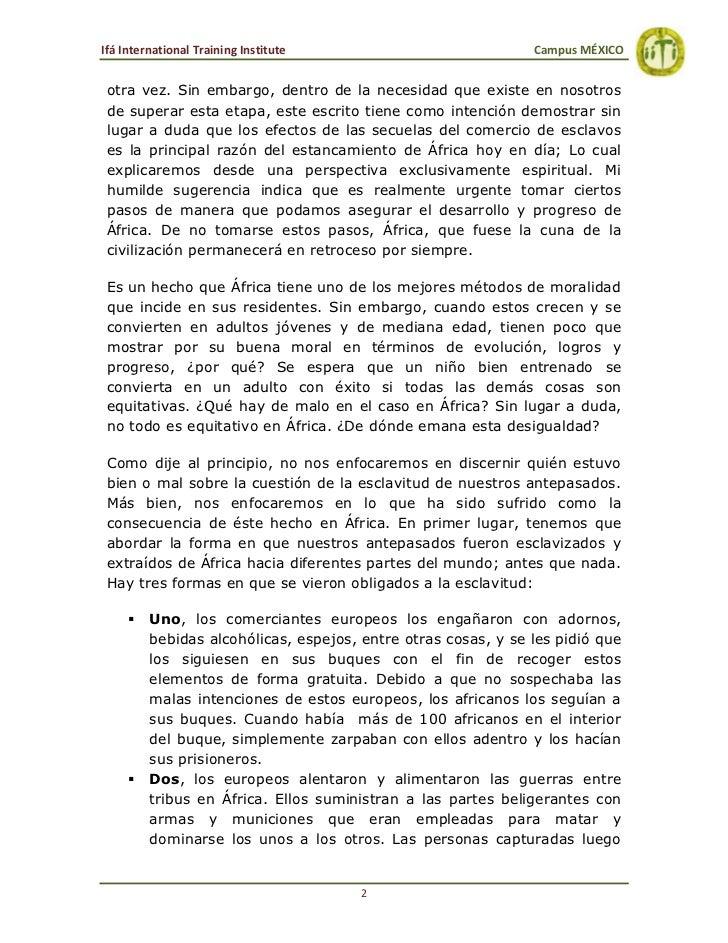 Ifa que-sus-almas-descansen Slide 2