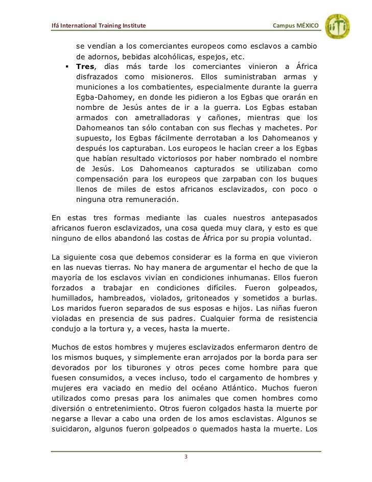 Ifa que-sus-almas-descansen Slide 3